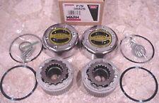 WARN 38826 4WD Premium Manual Locking Hubs 1 Ton Dana Spicer 60 50 GM Ford Dodge