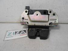 Serratura Portellone Posteriore Opel Zafira B 2005 3 Pin 495058724 13117285