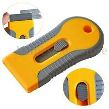 Car Plastic Sticker Remover Edge Blade Razor Scraper Window Tint Spatula Tools