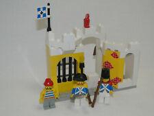 Lego Piraten 6259 Broadside´s Brig Gefängnis komplett