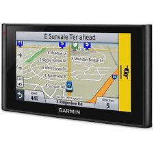 "Garmin nuviCAM LMTHD 6"" GPS, Built-in Dash Cam, Lifetime Map/Traffic, 8GB Card"
