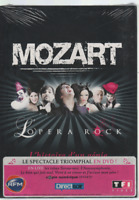 Comédie Musicale Mozart L'opéra Rock Dvd neuf