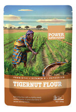 3 X 300g Power Super Foods Tigernut Tiger Nut Flour 900g