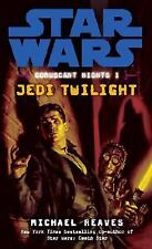 Star Wars: Coruscant Nights I: Jedi Twilight: By Reaves, Michael