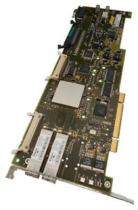 SIEMENS 100 937 68 G5471 E2 PCI Board