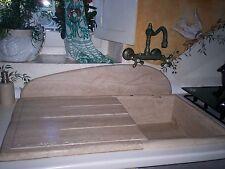 lavandino lavello lavabo cucina in pietra 1 vasca