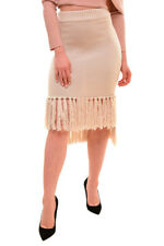 Finders Keepers Women's Knit Graduates Skirt Biscuit Size S RRP $150 BCF710