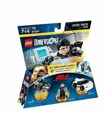 Lego Dimensions Mission Impossible Level Pack 71248 New and Sealed