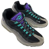 Nike Air Max 95 Grape Men's Shoes Size 12 Grey Black Purple 609048-030