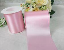 (1,30€/m) 5m Tischband rosa  Satin Hochzeit Tischläufer Taufe Kommunion