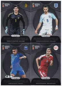 2018 PANINI PRIZM FIFA WORLD CUP - 'FUNDAMENTALS' CARDS - CHOOSE YOUR CARD