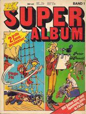 ZACK SUPER ALBUM 1-2, Koralle Verlag