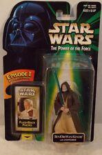 Star Wars Power Of The Force Flashback Photo Ben Obi-Wan Kenobi Light Saber MOC