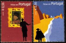 PORTUGAL MNH 2004 SG3132-3133 EUROPA: HOLIDAYS SET OF 2