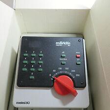 Control 80. (Universal-Fahrgerät)  Märklin 6035 OVP