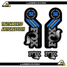 kit adesivi forcella FOX 32 TRATTAMENTO ANTIGRAFFIO stickers fork