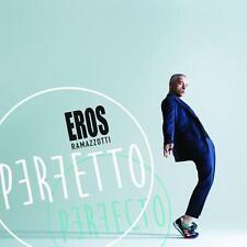CD Album Perfetto  (Ltd.Deluxe Edt.) von Eros Ramazzotti (2015)
