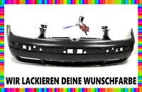 Für VW Golf 4 97-06 STOßSTANGE VORNE Frontschürze LACKIERT IN WUNSCHFARBE Neu