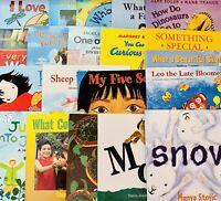Kindergarten Set of 20 Readers Houghton Mifflin Harcourt Journeys Grade K