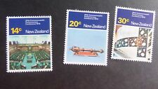 New Zealand 1979 25th Commonwealth parliamentary SG1207/9 MNH UM unmounted mint