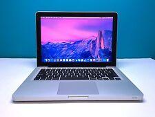 Apple MacBook Pro 13 Mac Laptop Computer - Upgraded 500GB - 1 Year Warranty!