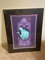 HAUNTED MANSION Art Print by Francisco Herrera Disney Parks Exclusive  PHINEAS