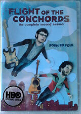 FLIGHT OF THE CONCHORDS - COMPLETE SECOND SEASON - (2) DVD SET - STILL SEALED