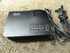 UNIC Full HD LED Projector Video Home Cinema