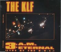 KLF 3:a.m. eternal (Live at the S.S.L., 1990) [Maxi-CD]