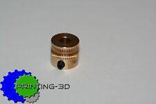 Gear for 1.75mm filament 3D Printer Extruder Pulley 5mm Bore Reprap