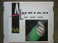 """Adrian Legg """"Fretmelt"""" import black vinyl album"""