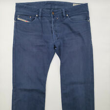 Diesel Safado Wash 008QU W34 L32 blau Herren Men Jeans Designer Denim Retro Hose