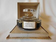 Vintage MOLINARD ORVAL Parfum / Perfume, Sealed Bottle with Box