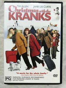 DVD Movie Film R4 Christmas With The Kranks Comedy Family Childrens