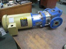 Pentair Aurora Centrifugal Pump w/ Motor PVM2-50D 1.5HP 3500RPM 208-230/460V