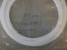 """PARKER PTFE Teflon O-Ring Seal 9.75"""" OD x 9.5"""" ID x .125"""" 1/8in Thickness ROUND"""
