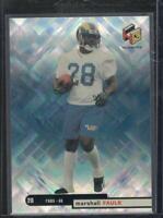 Marshall Faulk 1999 Upper Deck HoloGrFX Card #47 St. Louis Rams