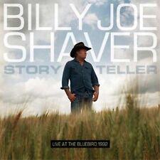 Billy Joe Shaver - Storyteller: Live at the Bluebird [New CD]