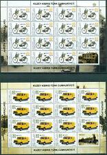 Türkisch-Zypern 2013 CEPT ** MNH Kleinbogensatz Kat. 111,20 €  selten lesen