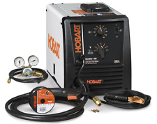 Aluminum Mig Welder Hobart Electric Mchine Kit Wire Steel 230V Auto Farm Shop