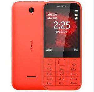 """Nokia 225 RM-1012 2.8"""" Cellphone Single SIM 2MP Bluetooth 2G GSM 900 / 1800"""