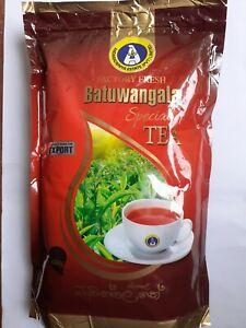 Batuwangala Tea Ceylon Black Loose Leaf Sri Lanka Premium Free Shipping 400g