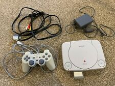 Sony PlayStation 1 PS1 Slim PSone Console - Complete w Controller - Works Great!