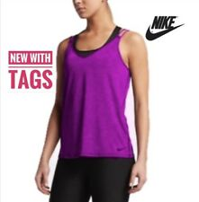 f7879dcc2e Nike Polyester Dance Fitness Activewear Tops for Women
