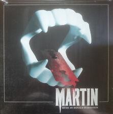 Donald Rubinstein-Martin OST LP Ship To Shore phonographe Co. George A Romero