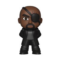 Funko Mystery Minis Spider-Man Far From Home - NICK FURY (1/12)
