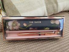 More details for ted baker  ballpoint pen  / screen / dobber / rose gold