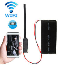 Wireless WiFi IP Hidden Spy Camera DIY Module Mini Motion Detection Camera USA