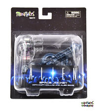 Aliens Minimates Deluxe TRU Toys R Us Space Jockey with Dallas and Alien Eggs