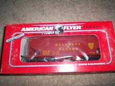 American Flyer #48609 Delaware And Hudson Covered Hopper Car
